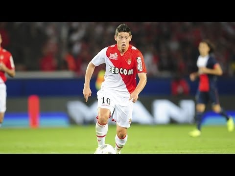 James - Goals & Assists - AS Monaco - 2013