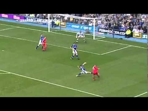 steven gerrard decade of goals part 1