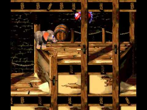 Donkey Kong Country 3 - Dixie Kong