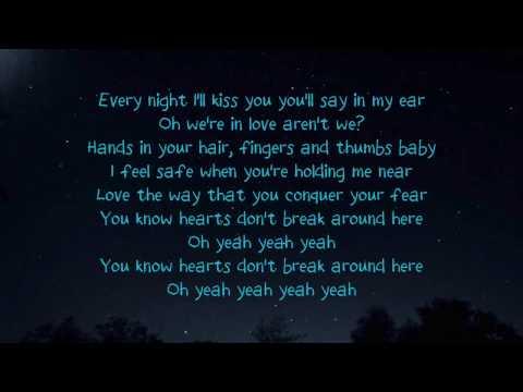 download lagu Ed Sheeran - Hearts Don`t Break Around Here Lyrics gratis