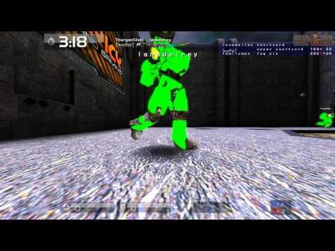 Quake Live: [HD] SkillZ! @ overkill amsterdamage 51% acc