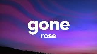 Download lagu (1 Hour) ROSÉ - GONE (One Hour Loop)