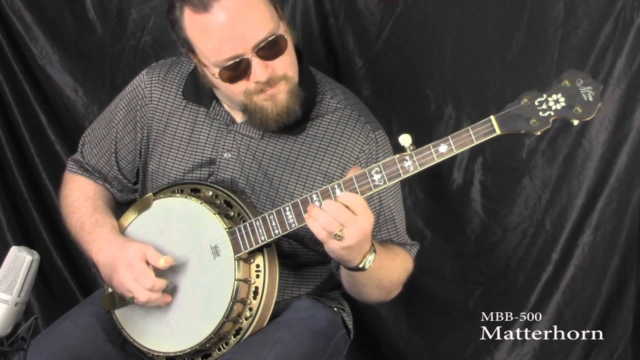 Morgan Monroe Mbb  Bracket Banjo Youtube