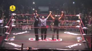 Broken Hardys vs Mexicools, Campeonato de Parejas The Crash