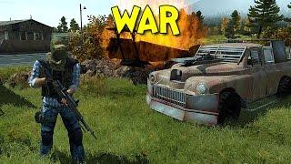 WAR! - Arma 2: DayZ Mod - Ep.50