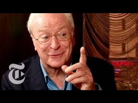 A Chat with Michael Caine: Award Season 2013