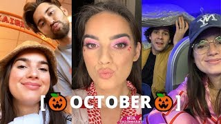 BEST MOMENTS in Natalie's INSTAGRAM STORIES [October] (w/David, Jeff, & more) | bruhh