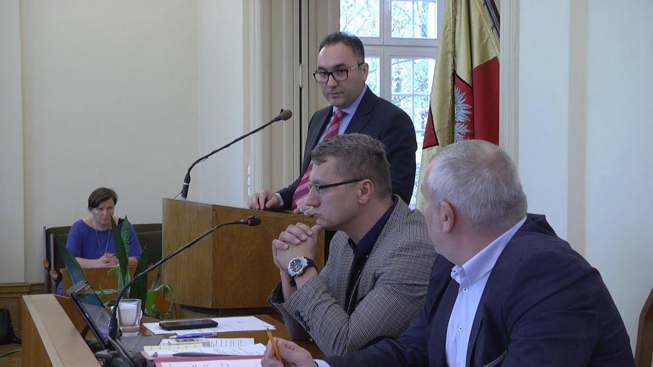 XX sesja Rady Miejskiej, część II