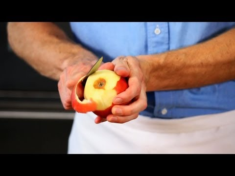 How to Make an Apple Pie: Preparing the Filling