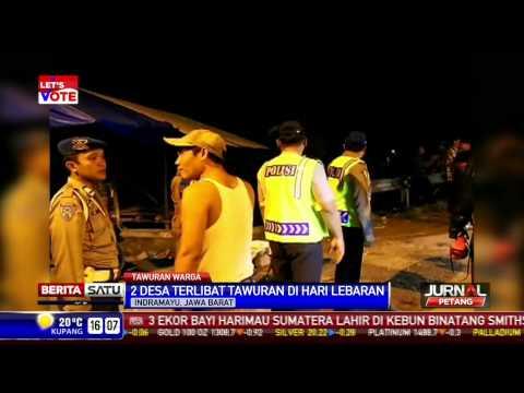 Hari Lebaran, Dua Desa di Indramayu Tawuran thumbnail