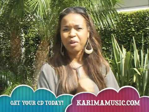 Karima Kibble JUST KARIMA news update! Video
