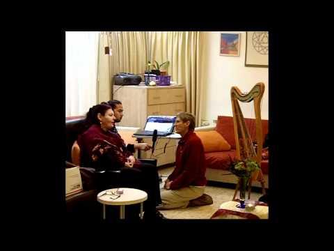 Mystical Harpist Erik Berglund, Mania Antariel Hennis & Eliyahu Holley (Part 1)
