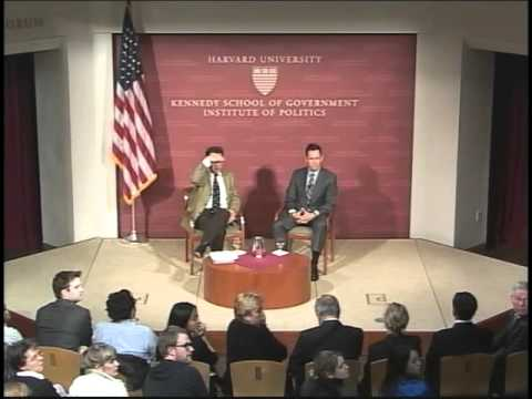 A Conversation with Peter Thiel and Niall Ferguson - Institute of Politics