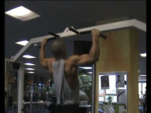 Alon Gabbay - Six Pack Abs - Teen Bodybuilder Video