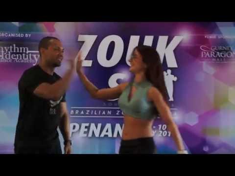 Zouk SEA 2016 ACD-7 - Larissa and Kadu ~ video by Zouk Soul