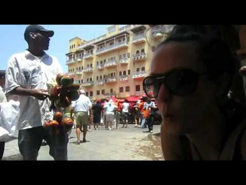 Travel Cartagena - Phrase No Gracias