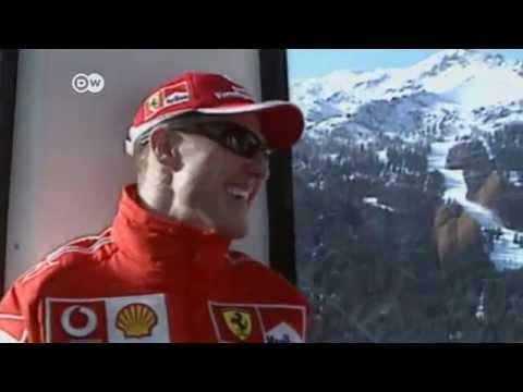 Ein Jahr nach Michael Schumachers Skiunfall | Journal