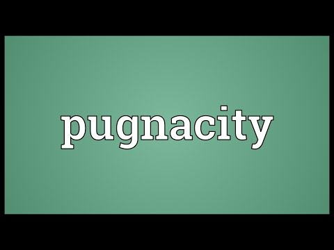 Header of pugnacity