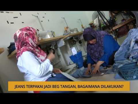 SME: Jeans terpakai jadi beg tangan, bagaimana dilakukan? thumbnail