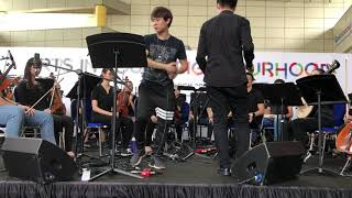 Stitch FM & Asian Cultural Symphony Orchestra's Performance at Arts in Your Neighbourhood [2/3]
