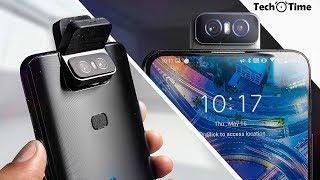ما هذا الابداع يا اسوس 😲 كاميرات جنونية 🔥🔥 || Asus Zenfone 6