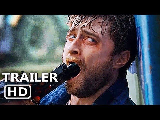 GUNS AKIMBO Official Trailer (2020) Daniel Radcliffe, Samara Weaving Movie HD thumbnail