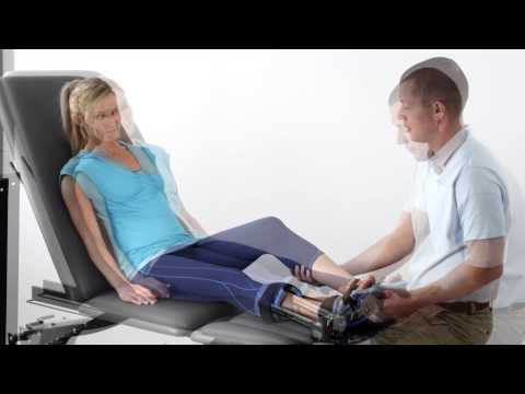 Empi Advance Dynamic ROM - Ankle Orthosis Foot Positioning