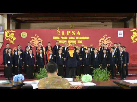 PSM Fakultas Hukum Universitas Jember (LPSA 2016) - Hymne UNEJ