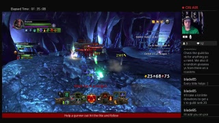 Neverwinter the road to lvl 70 feel the pain