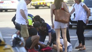 Deadly terror attack on streets of Barcelona