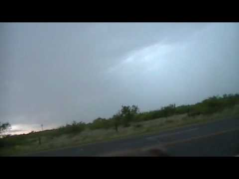 West Texas Severe Weather 5/14/2010