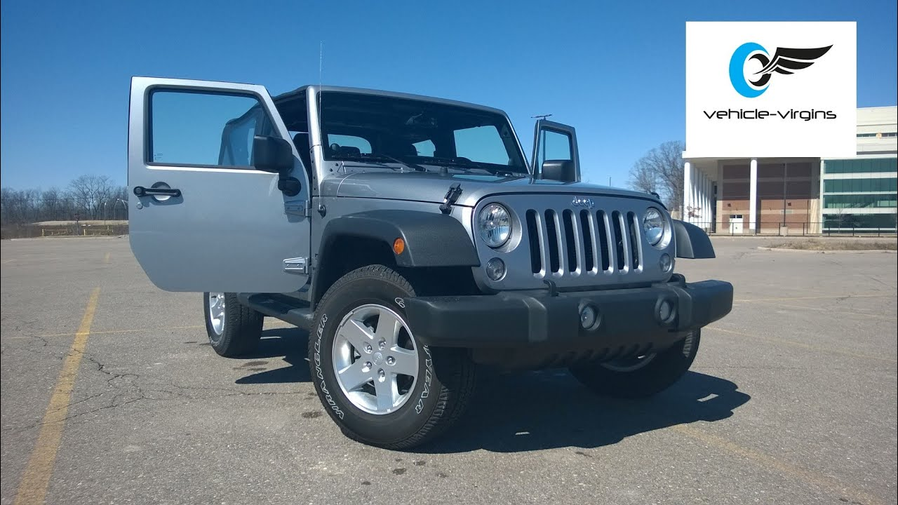 2014 jeep wrangler sport test drive and review youtube. Cars Review. Best American Auto & Cars Review