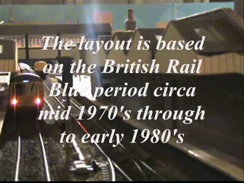 A short half hour homemade film on my developing British OO Gauge DCC sound layout.The documentary features tips and advice on building a layout,Control,Sign...