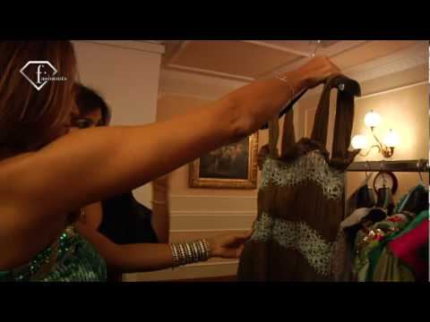 fashiontv | FTV.com - MB BEACH COUTURE - BY MARIA BUCCELLATI - S/S 2010 Video