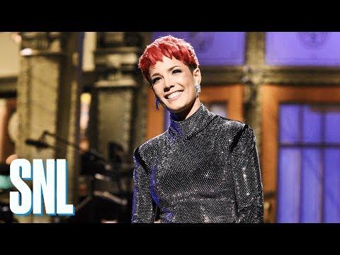 Halsey Monologue - SNL