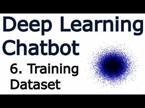 Database to Training Data - Creating a Chatbot with Deep Learning, Python, and TensorFlow p.6