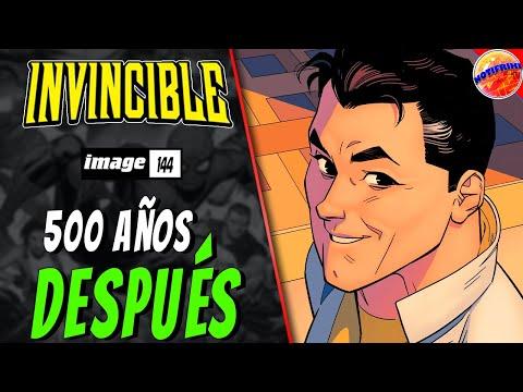 El Increíble Final de Invencible    Invencible #144