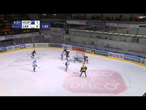 Highlights: HC Ambri-Piotta vs Lakers