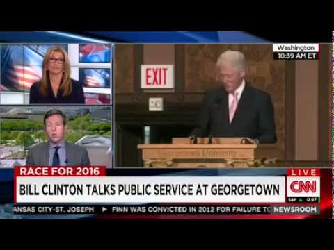 CNN Reporters Discuss CLINTON CASH