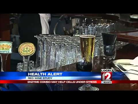 Health Alert: Red wine study provides more health benefits