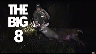Bowhunting Whitetails ~ The October Surprise Eight