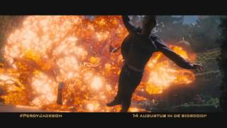Download Percy Jackson: Sea Of Monsters -  15s TV Spot 14 Augustus in 3D 3Gp Mp4