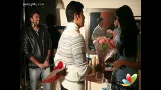 Thaandavam - Adhikaalai Pookal Song Making | Thaandavam Movie | Tamil film | Vikram - Anushka - Amy Jackson