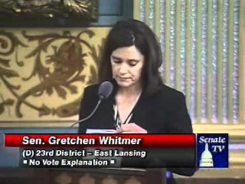 Senate Democratic Leader Speaks Out Against Legislation to Cut Unemployment Benefits