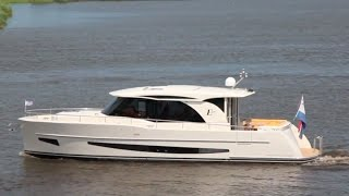 Boarnstream Elegance 1300 review | Motor Boat & Yachting