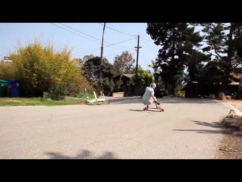 Longboarding: Clean The Streets