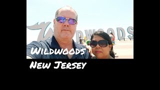 Wildwood New Jersey Travel Vlog # 6