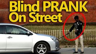 Blind Prank | New Bangla Prank Video 2018 | Bangla Funny Video | Madology | Honesty Experiment Prank