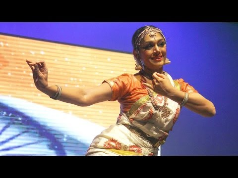 Shobana Moves Audiences With Her Vande Mataram Performance At The 11th Ciff video