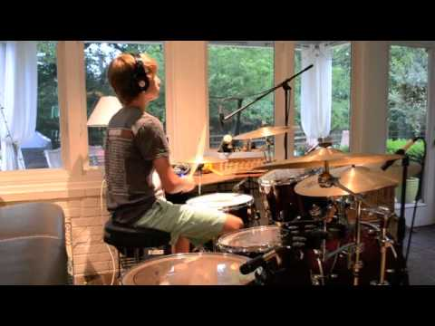 Black Keys Drums Next Girl by The Black Keys